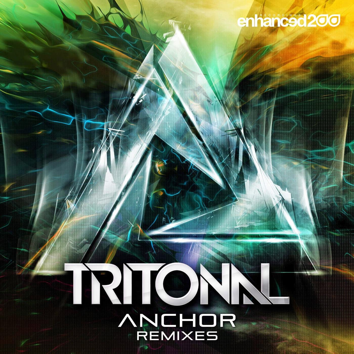 Tritonal - Anchor (Remixes) - EP  Cover