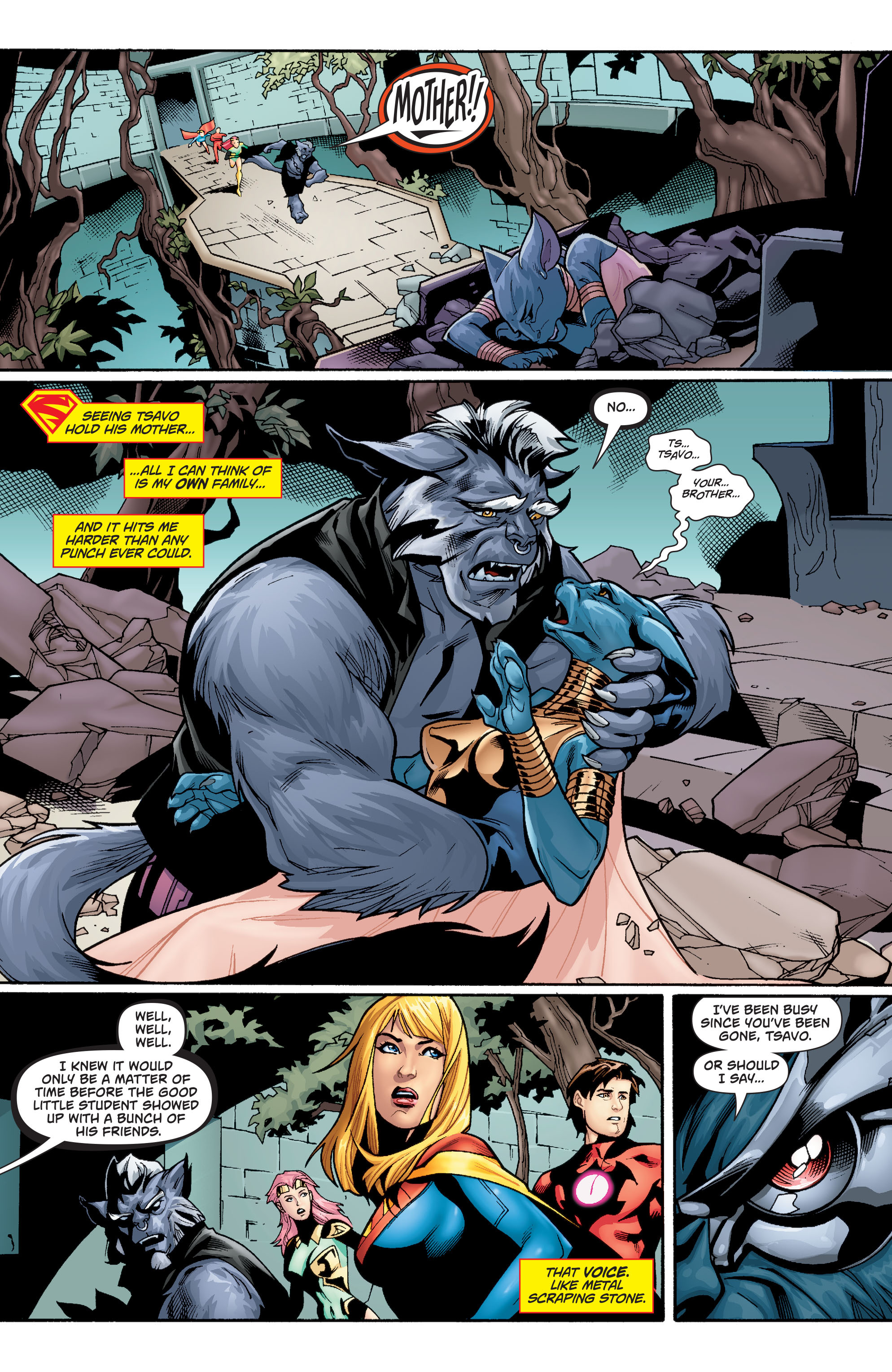 Supergirl (2011) Issue #37 #39 - English 18