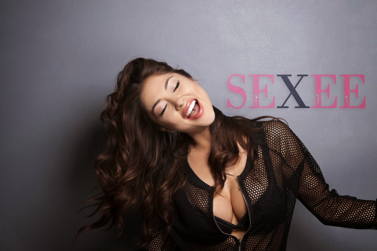 Arianny Celeste bares curves for the Sexee Magazine Summer 2015 edition