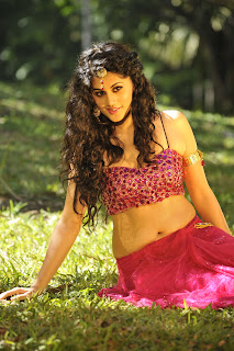 Tapsee Stills From Mogudu Movie
