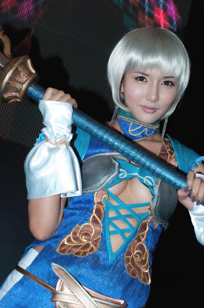 cha sun hwa sexy cosplay