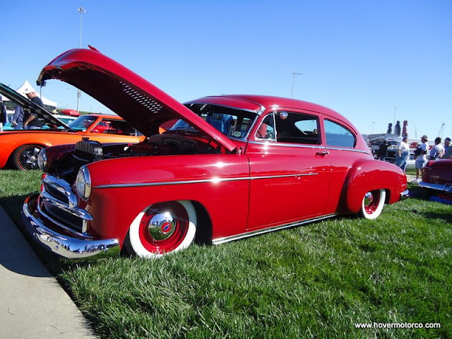 HOVER MOTOR COMPANY Kansas City Car Show Schedule For August - Car show schedule