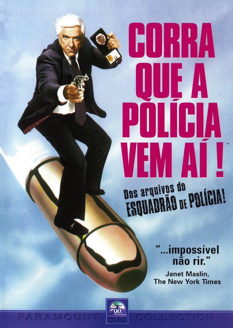 Corra Que a Polícia Vem Aí! – Dublado (1988)
