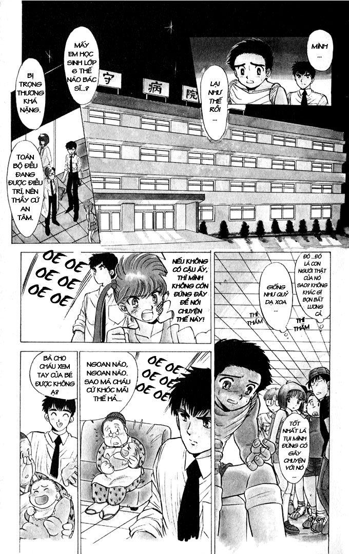 Jigoku Sensei Nube trang 20