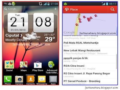 Cara Mengambil Screenshot Pada Android
