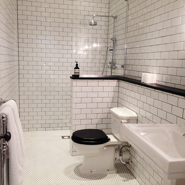 Other people 39 s houses with livingetc and ao f r e n c h for Living etc bathroom ideas