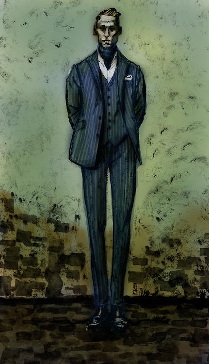 Doctor Ojiplático. Vincent Nappi III. Etudes & Existencial Ephemera. illustration