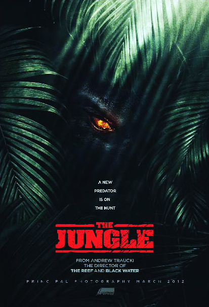Download - The Jungle – DVDRip AVI + RMVB Legendado ( 2013 )