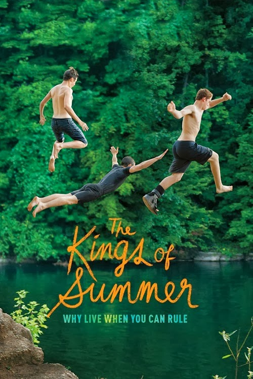 Mùa Hè Bá Đạo - The Kings of Summer