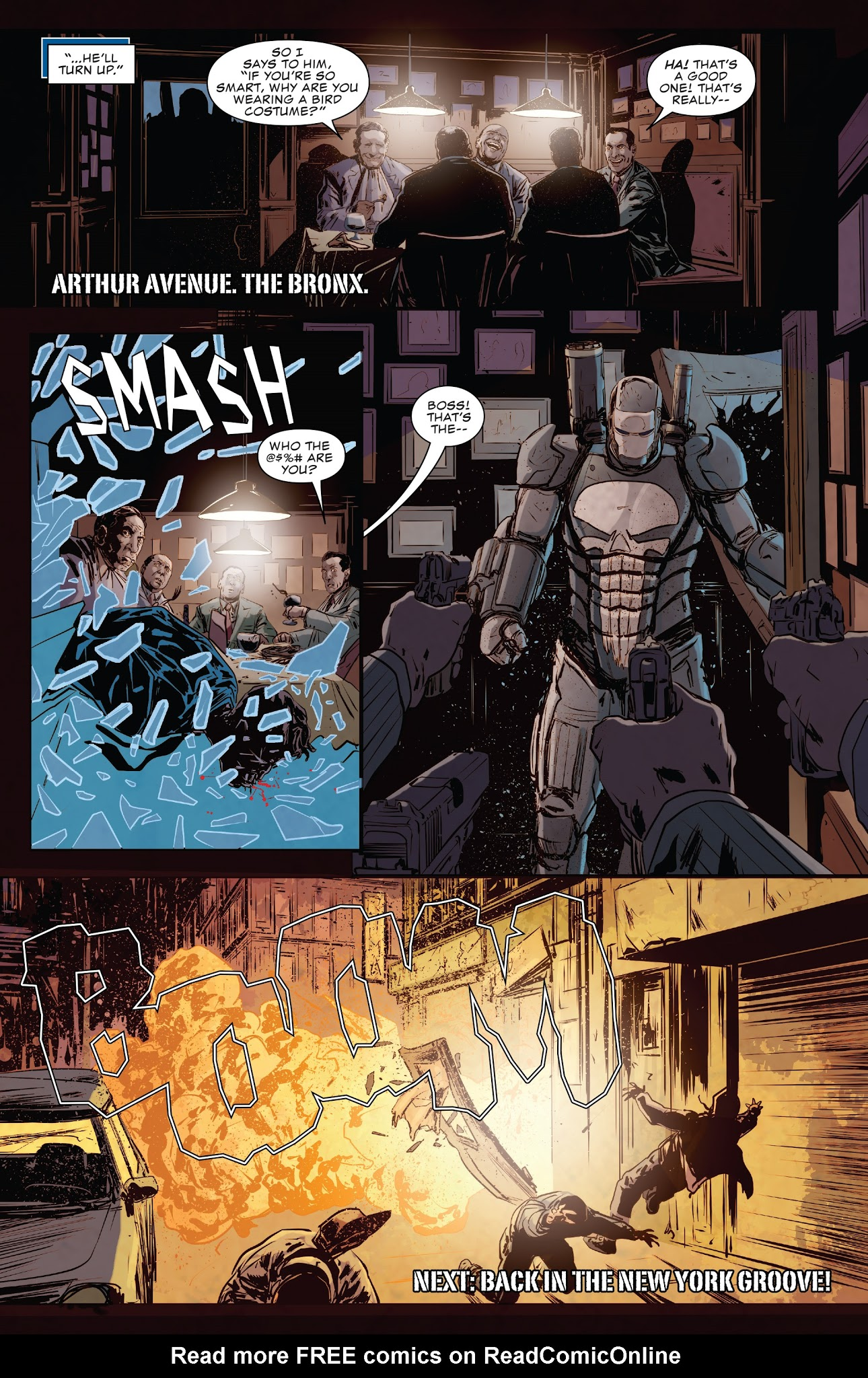 The Punisher (2016) chap 223 pic 22