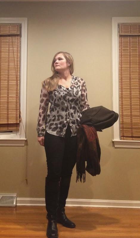 #leopard-print-Equipment-blouse
