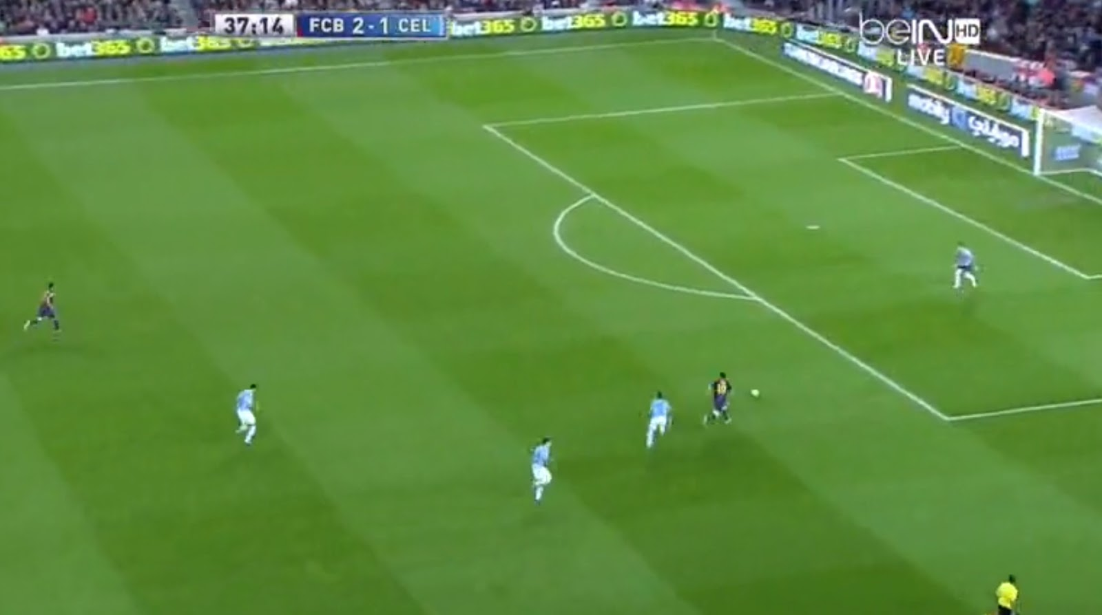 Hong Kong Referee: Why Lionel Messi Deserves 2012 FIFA ...