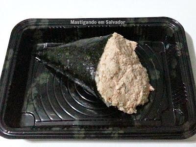 Sushi In Kasa: Temaki de Salmão Grelhado