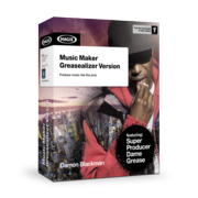 Free Download MAGIX Music Maker Greasealizer Version From Mediafire