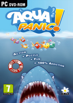 Gamegokil.com - Aqua Panic [Puzzle Game Seru]