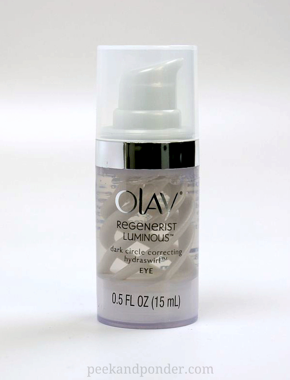 Olay Regenerist Luminous Dark Circle Correcting Hydraswirl