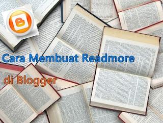 cara membuat readmore otomatis di blogger