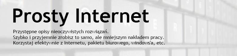 Prosty Internet