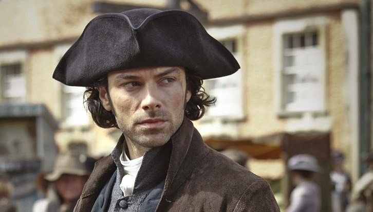 Poldark - Episode 1 - Advance Preview + Dialogue Teasers