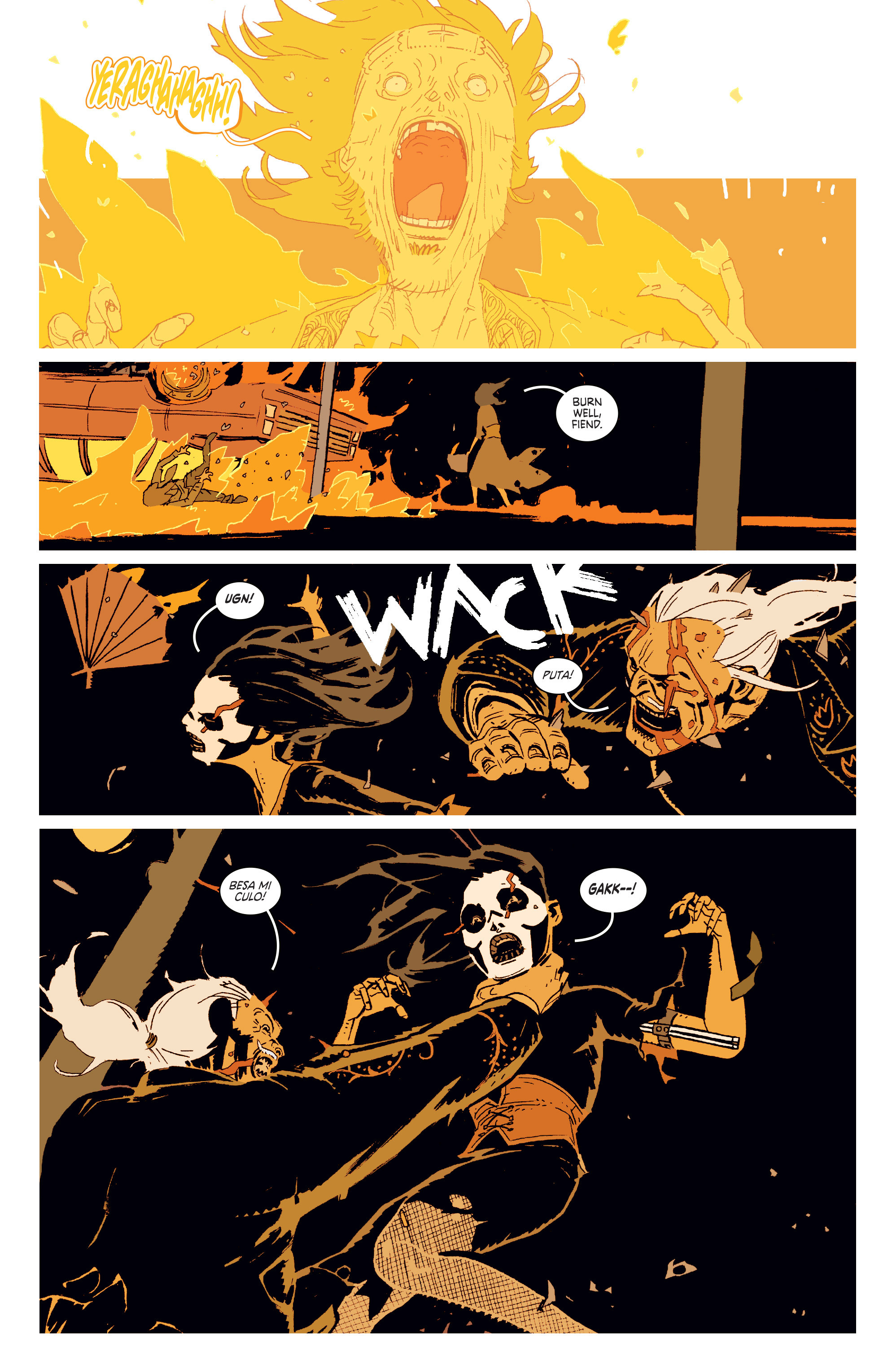 Read online Deadly Class comic -  Issue # _TPB 3 - 38