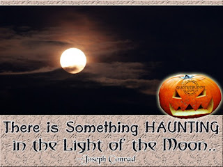 last night of moon Halloween quote and sayings