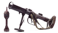 PIAT Grenade Launcher