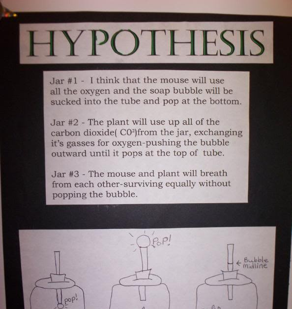speedchange  the problem with hypotheses