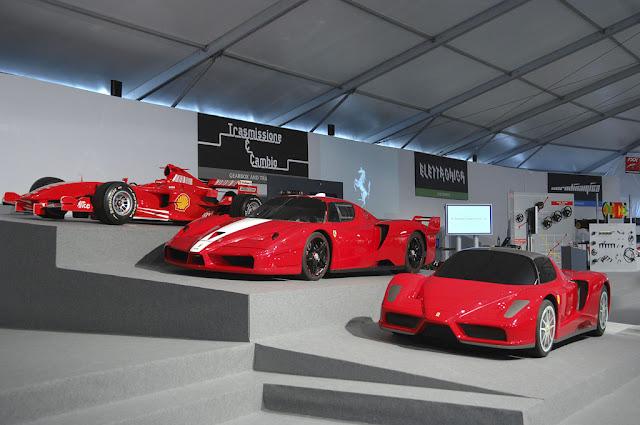Foto Mobil Konsep Ferrari Millechili 04