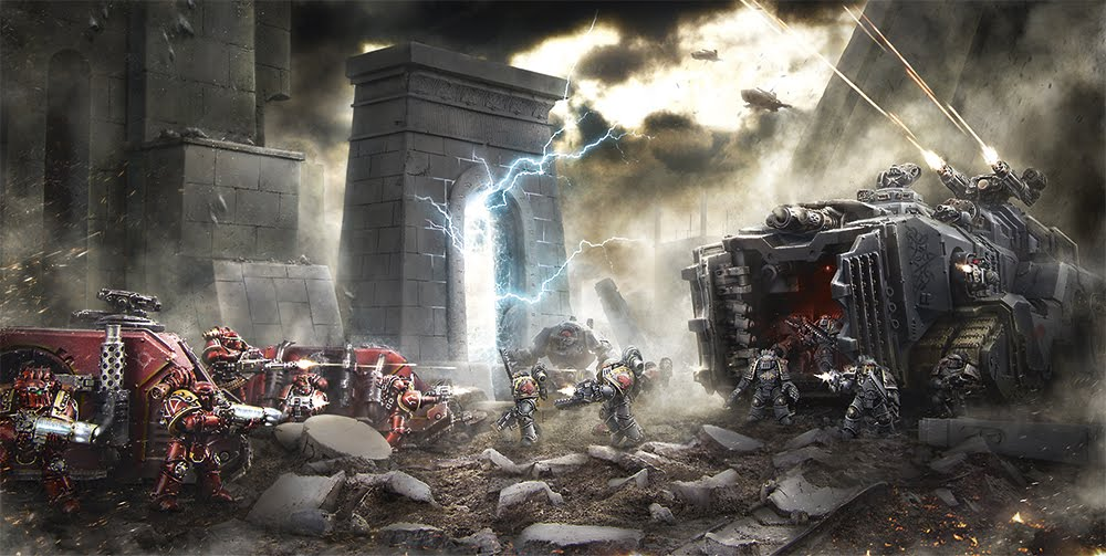 Horus Heresy Book VII: Inferno
