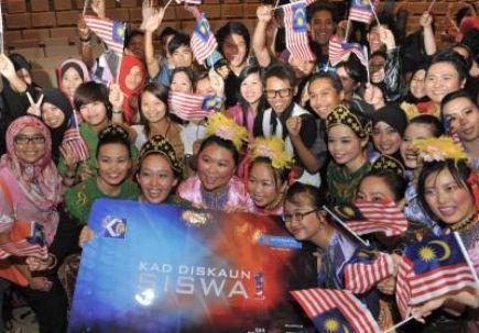 Kad Diskaun Siswa 1Malaysia (KDS1M)