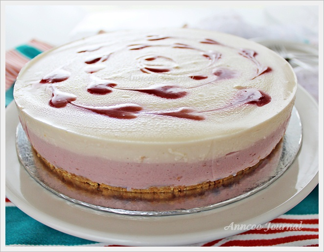 No Bake Raspberry Cheesecake and NuNaturals New Flavours Giveaway ...