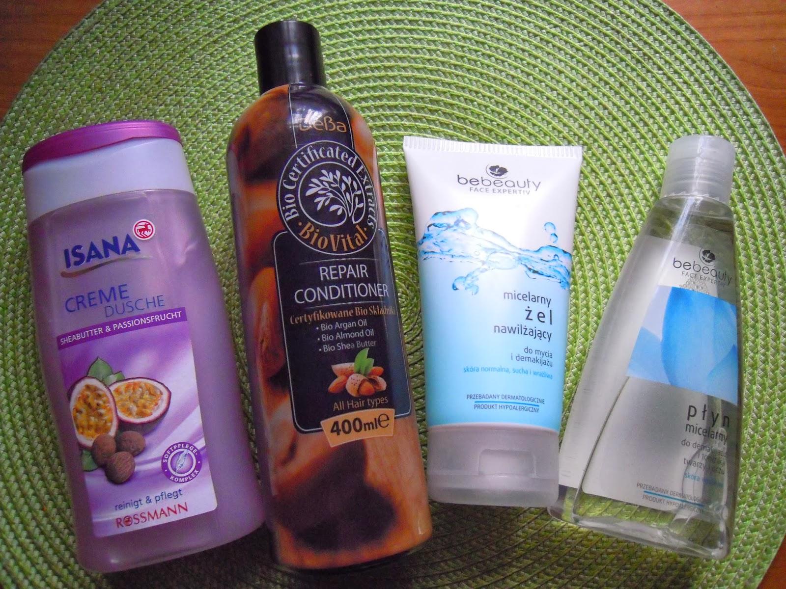 Zakupy kosmetyczne ze Stycznia 2014