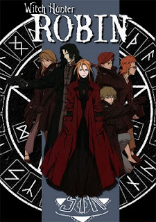 AS Witch Hunter Robin Witch Hunter Robin 01