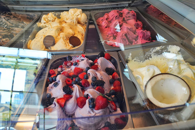 Vero gelato at Mariano's Chicago