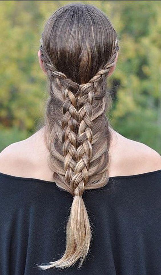 cortes de cabello para ninas on ideas de peinados para ninas