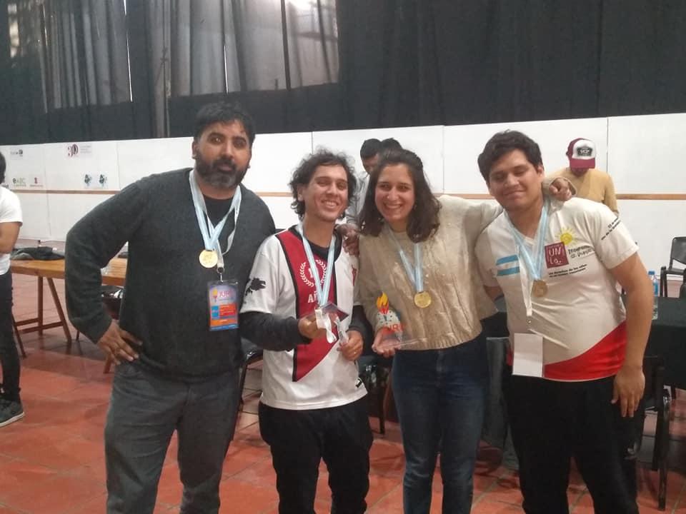 UNLa Campeón JUR Regional Conurbano Sur 2019