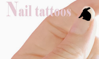 Top 10 Nail Art Tattoo Designs, Nail Art, Tattoo Designs,