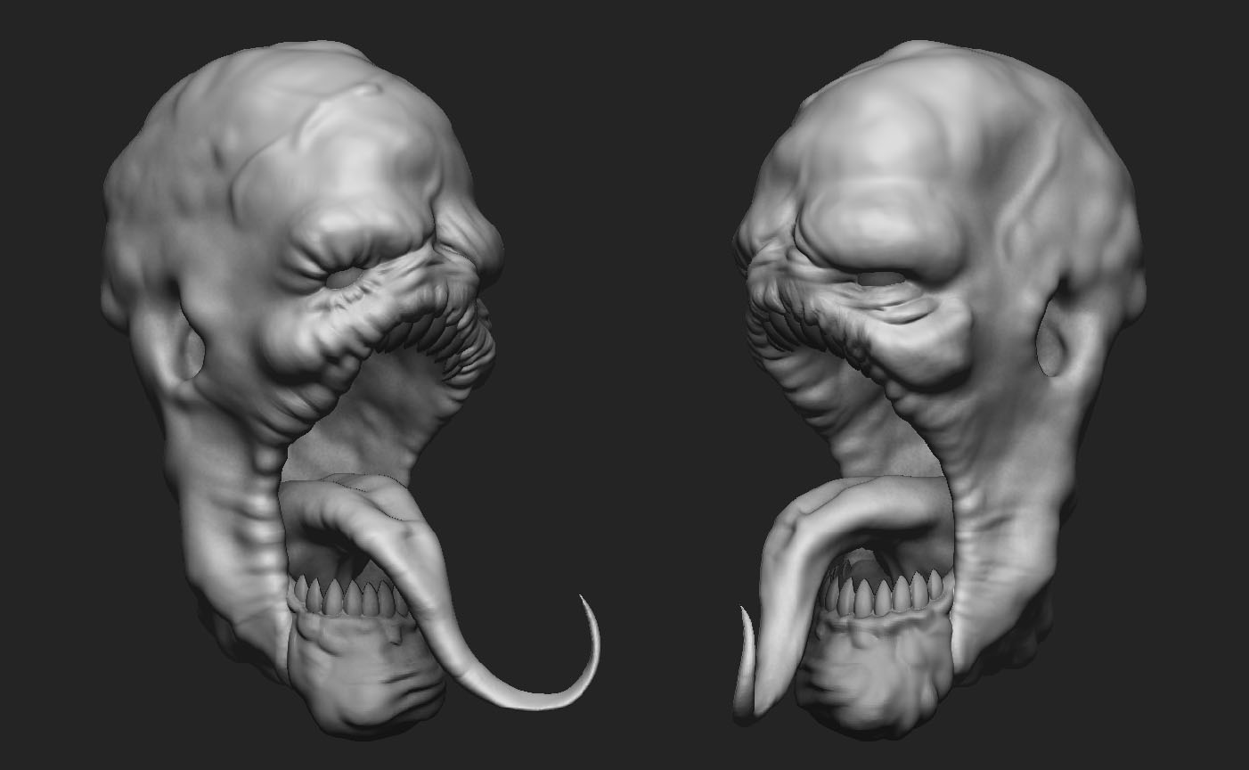 Xenomorph female