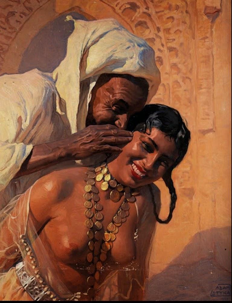 mujeres-pintadas-al-oleo-foto