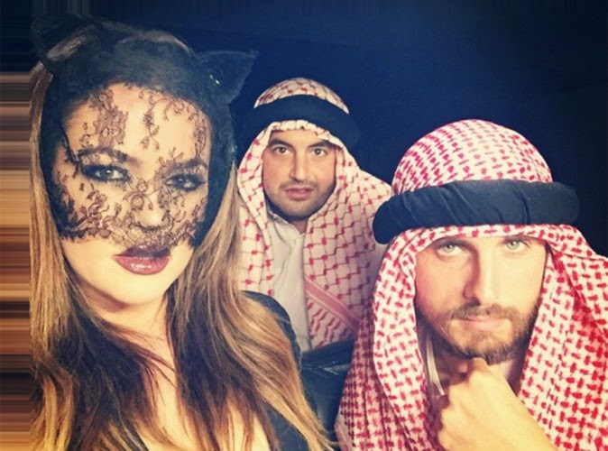 Khloe Kardashian and Scott Disick: they attract the wrath of the Internet!
