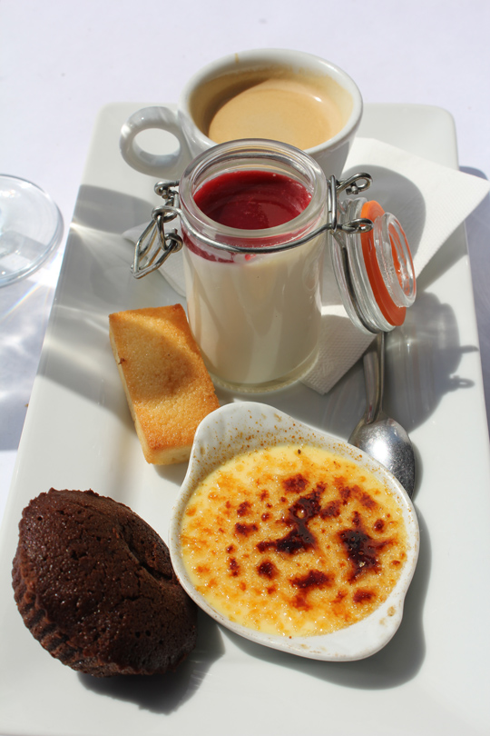 cafe gourmand paris