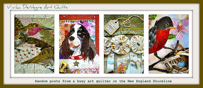 Vivika DeNegre Art Quilts