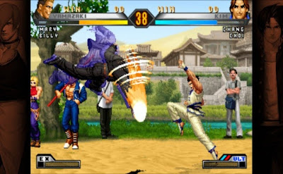 The King of Fighters 98 PC Gameplay