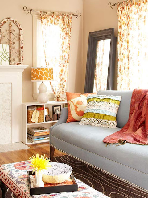 Creative Home With Handmade Touches 2013 Decorating Ideas :House Tours From  BHG | Furniture Design