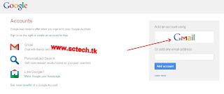فتح أكثر من حساب Gmail على متصفح واحد