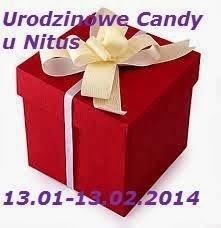 Urodzinowe Candy u Nitus