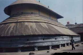 உடுப்பி,ஆனந்தேஸ்வரா கோயில் வெளித்தோற்றம்