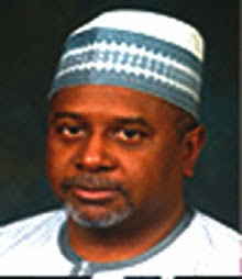 National Security Adviser to the President Colonel Sambo Dasuki [rtd]