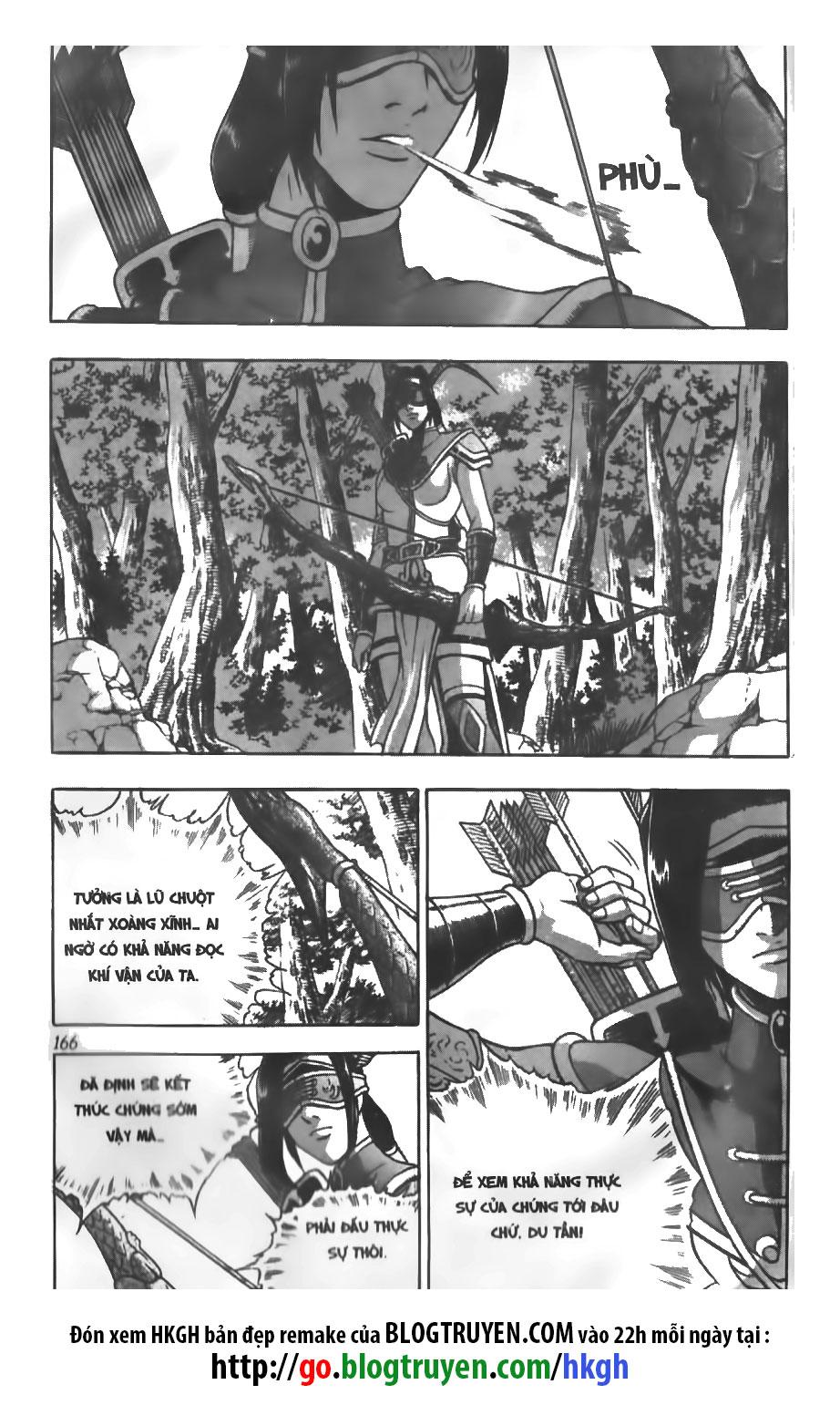 Hiệp Khách Giang Hồ - Hiệp Khách Giang Hồ Chap 270 - Pic 20