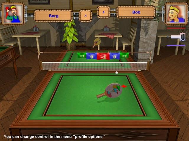 صور لعبة بنج بونج تنس طاولة 2014 للكمبيوتر